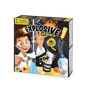 Buki France Science explosive