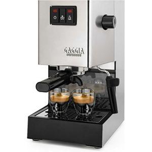 Gaggia RI9403/11 - Machine espresso manuelle Classic