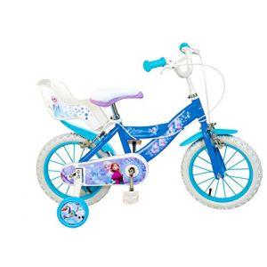Toimsa Vélo La Reine Des Neiges 14 pouces