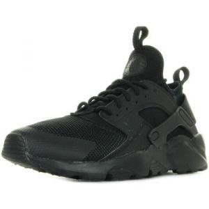Nike Air Huarache Run Ultra (GS), Baskets Garçon, Noir (Black/Black), 38 EU