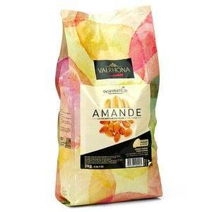 Valrhona Inspiration Amande couverture de fruits fèves 3 kg