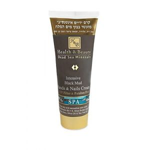 H&B Intensive Black Mud Hand & Nail Cream - 200 ml