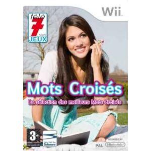 Télé 7 Jeux : Mots Croisés [Wii]