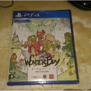 Wonder Boy sur PS4