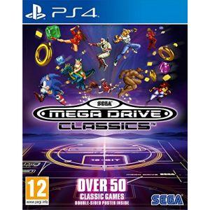Mega Drive Classics sur PS4