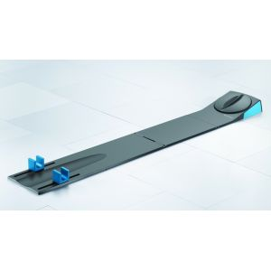 Tacx Black Track Cadre mobile - Steering Frame T2420