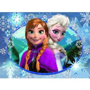 Nathan Puzzle La Reine des neiges : Anna et Elsa 150 pièces