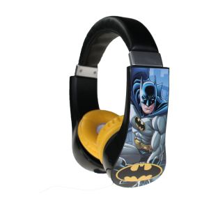 Techtraining 30382-INT - Casque enfant Batman