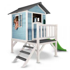 LDD Sunny Lodge XL - Cabane en bois sur pilotis pour enfant