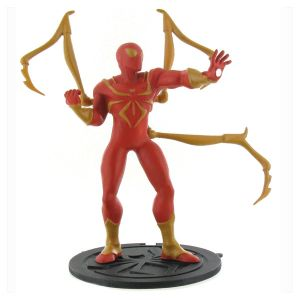 Bullyland BC96035 - Figurine Marvel Spiderman Iron Spider