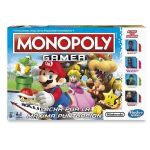 Hasbro Monopoly Super Mario