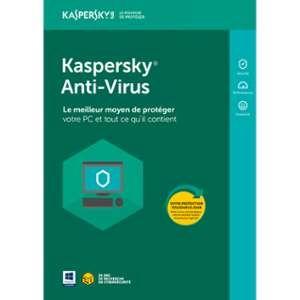 Anti-Virus 2019 (1 Poste / 1 An) [Windows]
