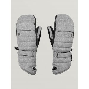 Volcom Peep Gore-Tex Mitt Heather Grey Gants de ski