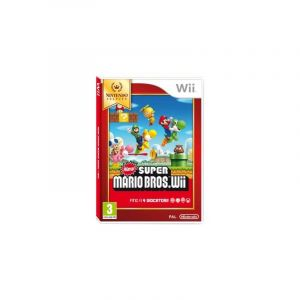 Image de 2135249 Wii New Super Mario Bros [Wii]