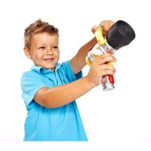 Simba Toys Pistolet à eau Sam le pompier