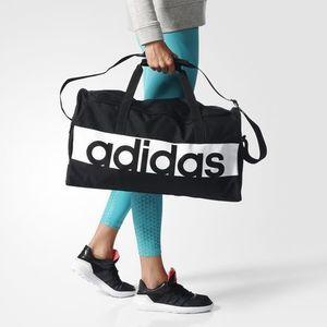 Adidas Sac de sport LINEAR TEAMBAG MEDIUM