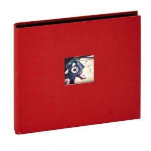 Panodia Album photos traditionnel Studio - 80 vues - 40 pages - Rouge