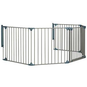Safety 1st Wall Fix - Barrière de sécurité 5 panneaux