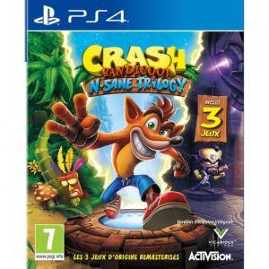 Crash Bandicoot N.sane Trilogy 2.0 [PS4]
