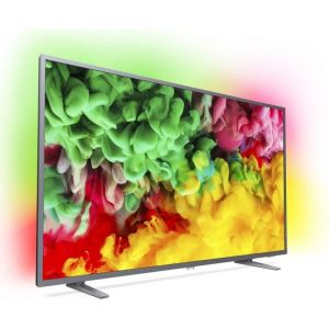 "Philips 65PUS6703/12 TV LED 4K 164 cm (65"") - AMBILIGHT - SMART TV - 3 x HDMI - Classe énergétique A+"