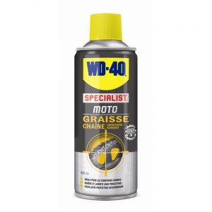 WD-40 Spray graisse chaîne 400ml