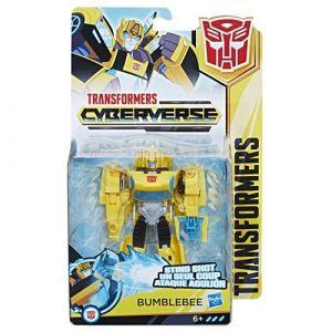 Hasbro Figurine 14 cm - Transformers Cyberverse Commander - Bumblebee