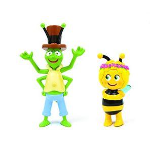 Maya L'abeille Modèles Assortis Blister 2 Figurines, MAH05