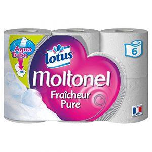 Moltonel Papier toilette Fraîcheur Pure