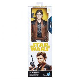 Hasbro Figurine Star Wars Han Solo 30 cm