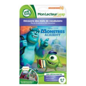 Leapfrog Livre Tag : Monstres Academy