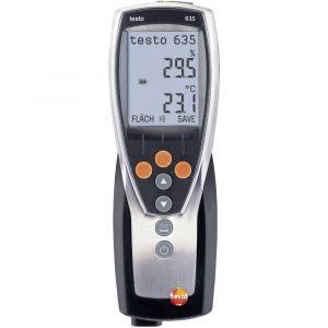 Testo Thermo-hygromètre 635-1