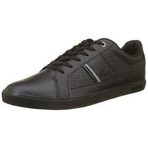 Lacoste Europa 417 1 Spm chaussures noir T. 42,0