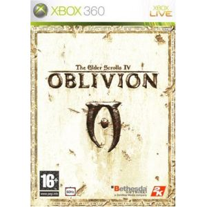 The Elder Scrolls IV : Oblivion [XBOX360]