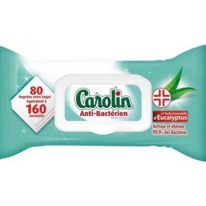Carolin Lingettes Multi-Usages