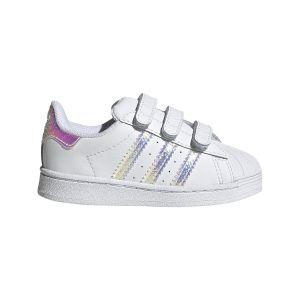 Adidas Chaussures casual Superstar CF I Originals Blanc - Taille 22