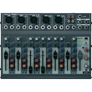 Behringer Xenyx 1002B - Console analogique