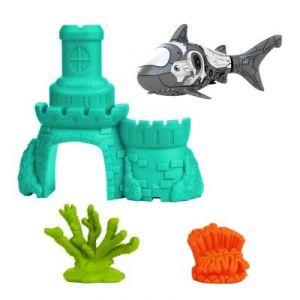 Splash Toys Robo fish Requin avec château