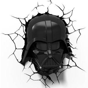 Veilleuse LED 3D Light FX Dark Vador Star Wars 30 cm