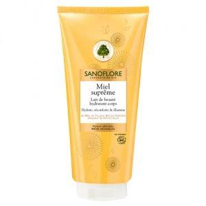 Sanoflore Miel Suprême - Lait de beauté hydratant corps 200ml