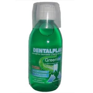 GreenVet Dentalplak 250 ml