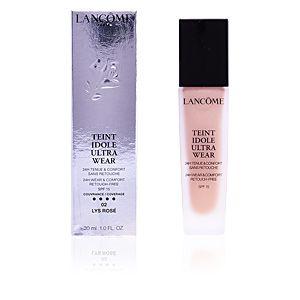Lancôme Teint Idole Ultra Wear 02 Lys Rosé - 24H tenue & confort sans retouche