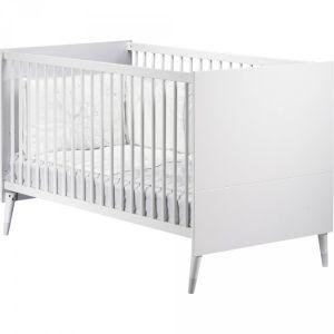 Sauthon Candie - Lit bébé évolutif Little Big Bed 70 x 140 cm