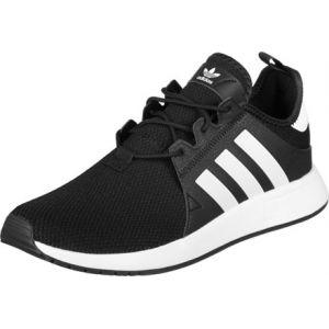 Adidas X_PLR, Chaussures de Fitness Homme, Noir (Negbas/Ftwbla 000), 46 2/3 EU