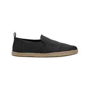 Toms Alpargata Rope chaussures noir 44 EU