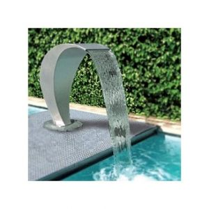 Astral Pool Cascade inox cisne 450