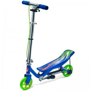 Space Scooter Trottinette 2 roues Junior
