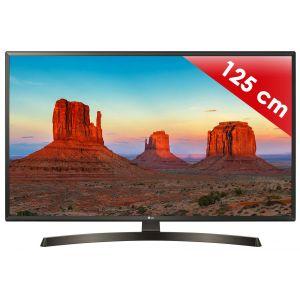 LG 49UK6470 - Téléviseur LED 123 cm 4K UHD