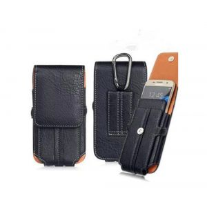 Novago Housse de ceinture housse pour smartphone de différentes tailles  avec passant et mousqueton intégrés ( 2ae7f3b3d01