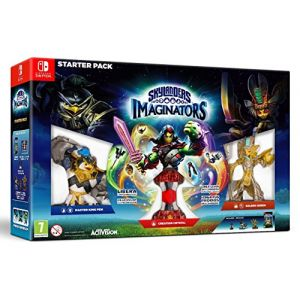 Skylanders Imaginators Starter sur Switch