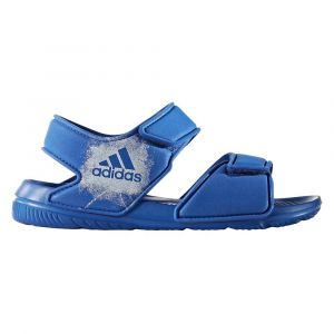 Adidas ALTASWIM C, BLEU - BLEU - enfant - SANDALES